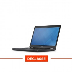 Dell Latitude E5570 - Windows 10 - Déclassé