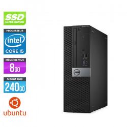 Dell Optiplex 7050 SFF - Ubuntu / Linux