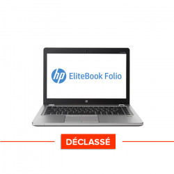 HP EliteBook Folio 9480M - Windows 10 - Déclassé