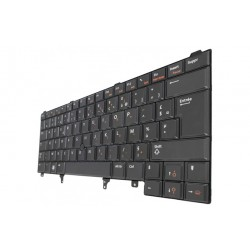 Clavier Dell Latitude E5420 - 0RDKN9 - AZERTY