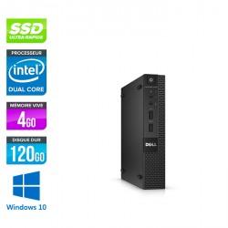 Dell Optiplex 3020 Micro - Windows 10