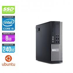 Dell Optiplex 7010 SFF - Ubuntu / Linux