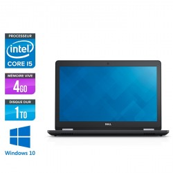 Dell Latitude E5570 - Windows 10