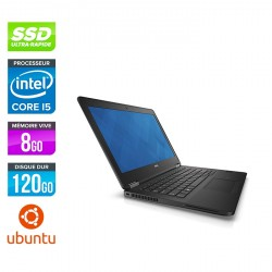 Dell Latitude E7270 - Ubuntu / Linux