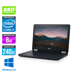 Dell Latitude E5270 - Windows 10