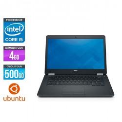 Dell Latitude E5470 - Ubuntu / Linux