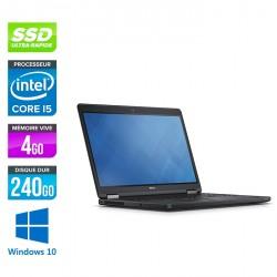 Dell Latitude E5550 - Windows 10