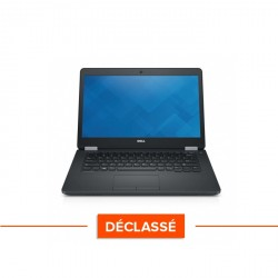 Dell Latitude E5470 - Windows 10 - Déclassé