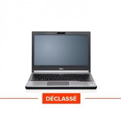 Fujitsu LifeBook E744 - Windows 10 - Déclassé