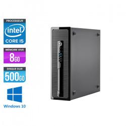 HP EliteDesk 400 G1 SFF - Windows 10