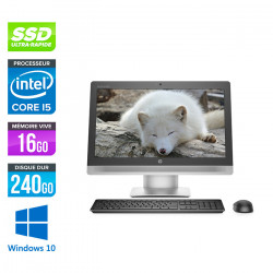 PC Tout-en-un HP EliteOne 800 G2 AiO - Windows 10