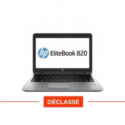 HP EliteBook 820 G2 - Windows 10 - Déclassé