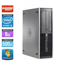 HP Elite 8200 SFF - Gamer
