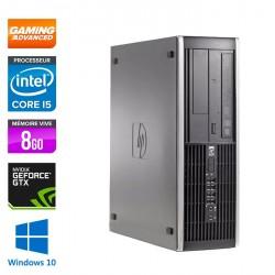 HP Elite 8300 SFF - Gamer - Windows 10