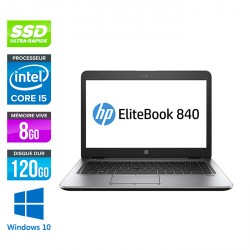HP EliteBook 840 - Windows 10