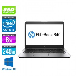 HP EliteBook 840 G2 - Windows 10
