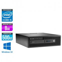 HP EliteDesk 800 G2 SFF - Windows 10