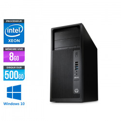 HP Workstation Z240 - Windows 10