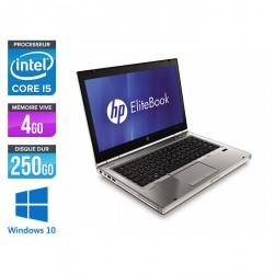 HP EliteBook 8460P - Windows 10