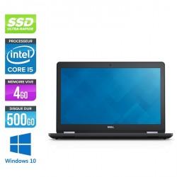 Dell Latitude E5570 - Windows 10