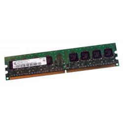 Infineon - DIMM - HYS64T64000HU-3.7-A - 512 MB - PC2-4200U - DDR2
