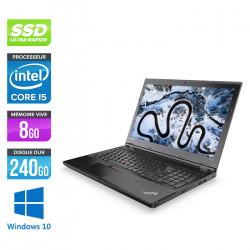 Lenovo ThinkPad L470 - Windows 10