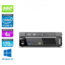 Lenovo ThinkCentre M73 USFF / TINY - Windows 10
