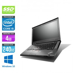 Lenovo ThinkPad T430 - Windows 10