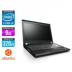 Lenovo ThinkPad X220 - Ubuntu / Linux