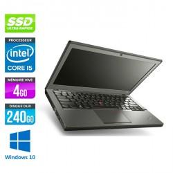 Lenovo ThinkPad X240 - Windows 10