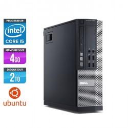 Dell Optiplex 7020 SFF - Linux