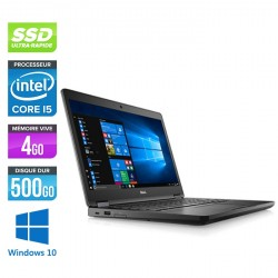 Dell Latitude 5480 - Windows 10