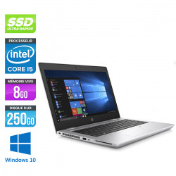 HP ProBook 640 G5 - Windows 10