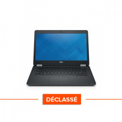 Dell Latitude 5480 - Windows 10 - Déclassé