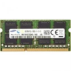 Barrette mémoire portable SAMSUNG SO-DIMM DDR3 PC3L-12800s - 8 Go 1600 MHz -  M471B1G73QHOYKO