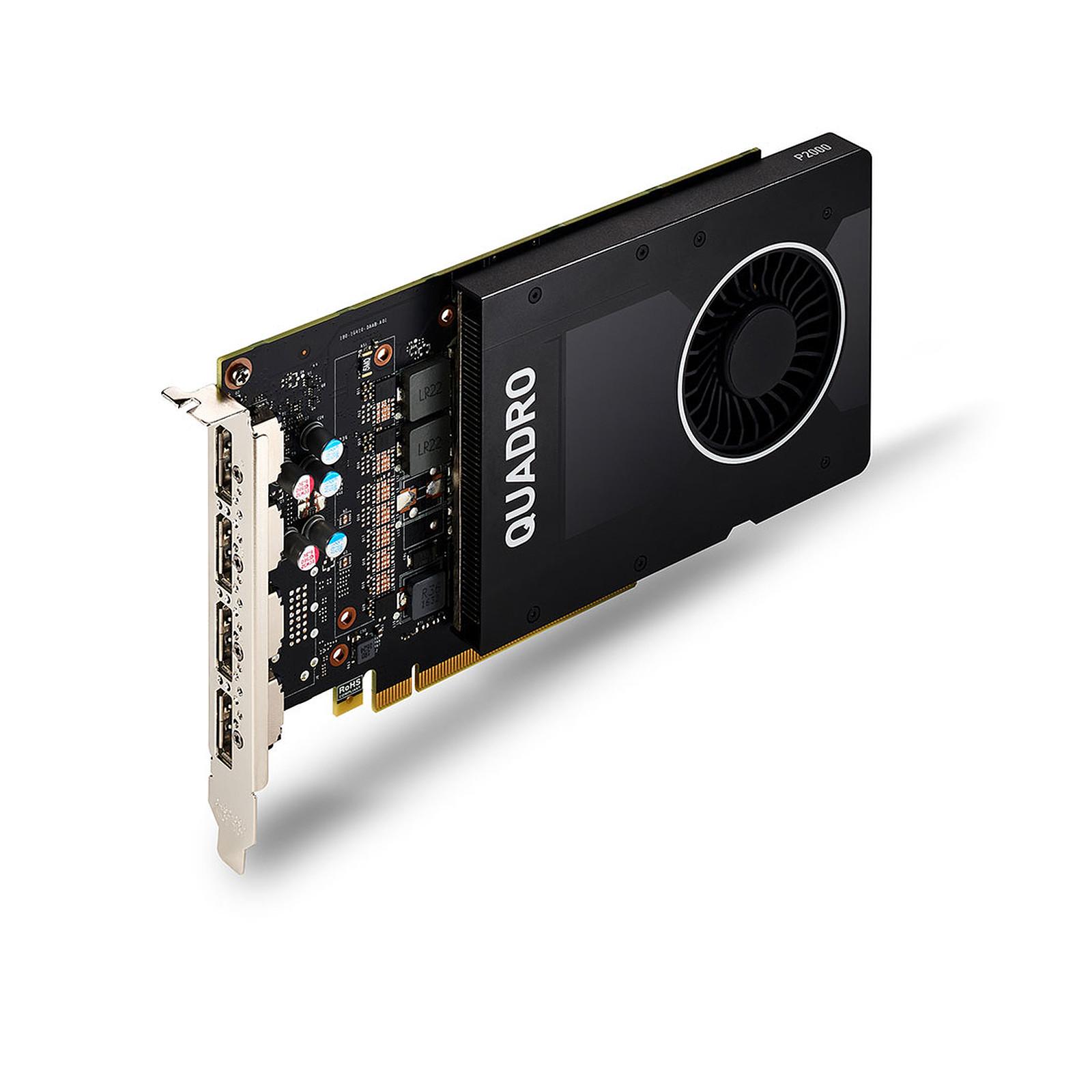 Carte graphique - Nvidia Quadro P2000